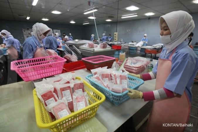 Ikan surimi impor penuhi kebutuhan industri