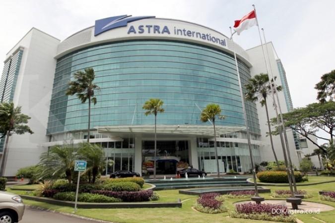 Grup Astra menebar dividen interim