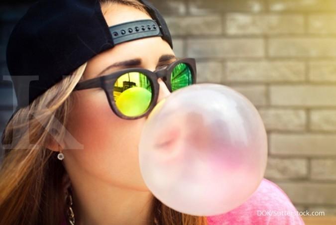 Bahaya makan permen karet nikotin Lebih