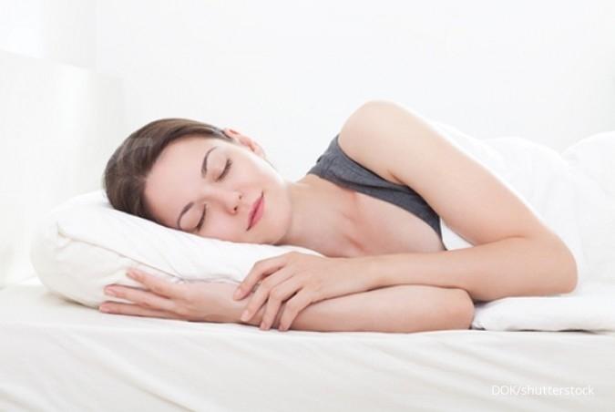 Tidur bisa meningkatkan imunitas tubuh, ini syaratnya