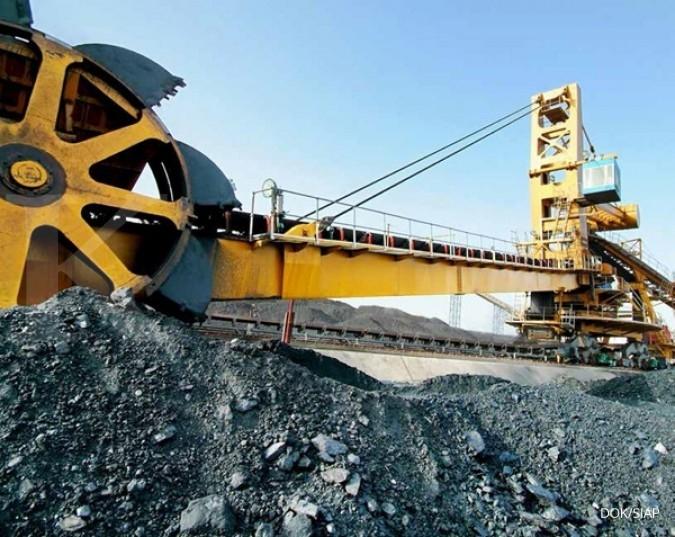 SIAP SIAP produksi batubara mulai Oktober