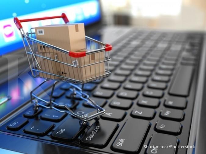 Pajak hanya dapat data umum e-commerce dari BPS