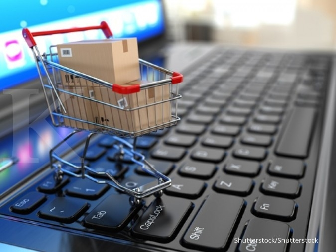 Data pelaku e-commerce yang disisir oleh BPS