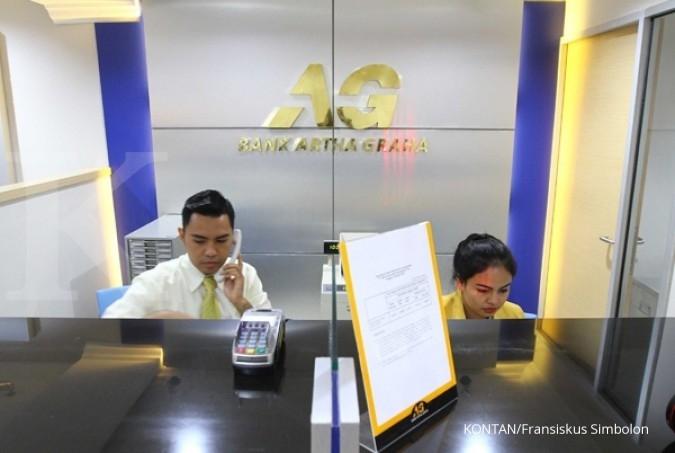 INPC Laba Bank Artha Graha menurun 40% di kuartal III 2018