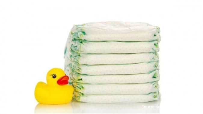Tips memilih popok untuk bayi, cermati 6 hal berikut ini