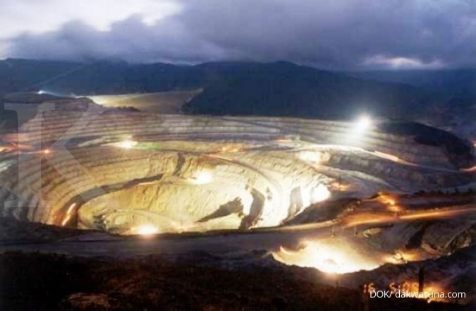 Govt will revise the mining contract extension