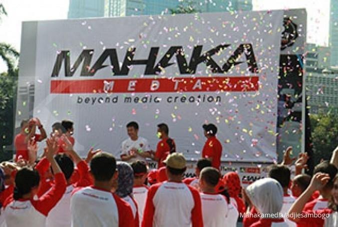 Penjualan turun, rugi bersih Mahaka Media (ABBA) jadi Rp 6,9 miliar di kuartal III