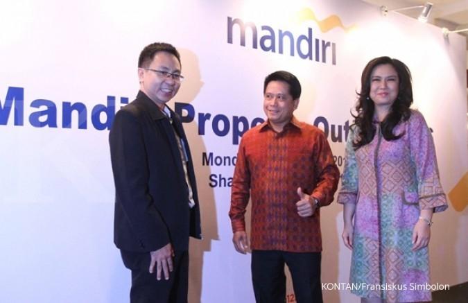 Begini strategi Bank Mandiri genjot bisnis KPR