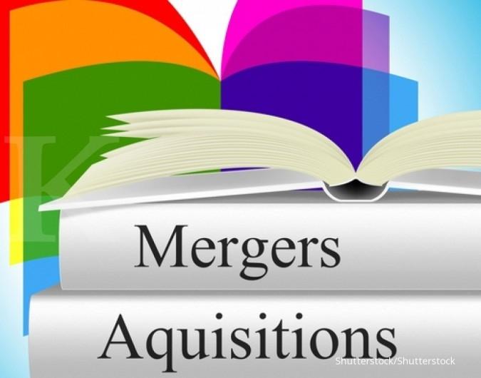 Sektor teknologi dominasi merger & akuisisi