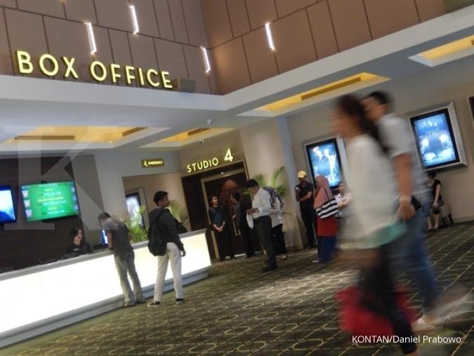 Bioskop Xxi Menggulung 100 Layar