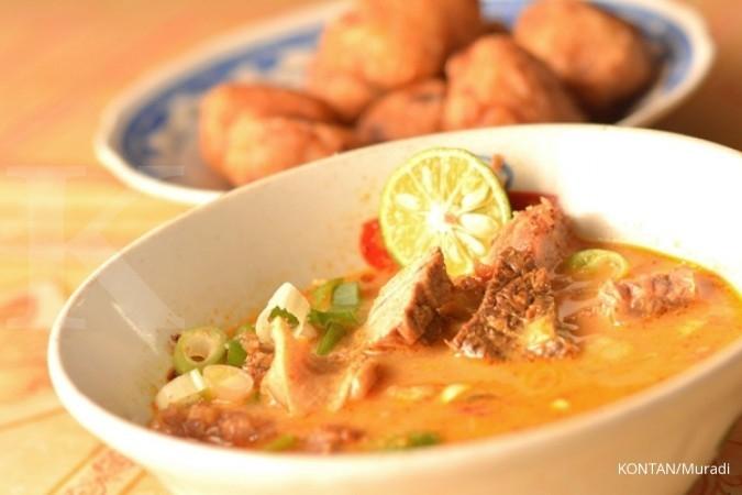 Bekraf siapkan soto sebagai makanan khas Indonesia