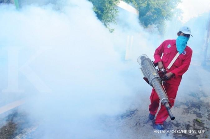 Awas, nyamuk Aedes bisa kebal fogging