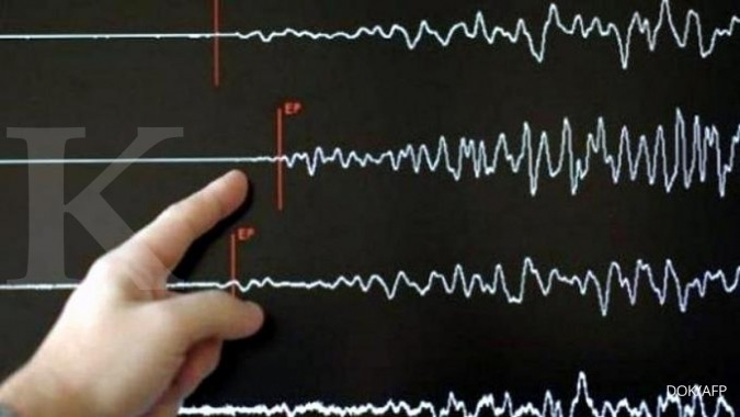 Gorontalo diguncang gempa 5,5 SR