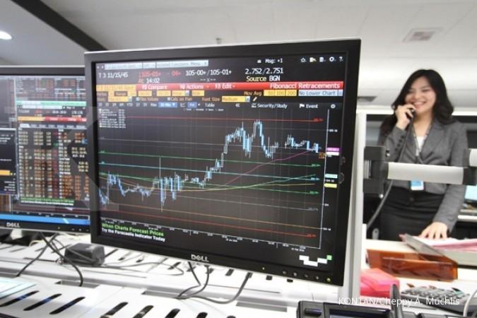 Harga melonjak tajam, BEI suspensi saham AKKU