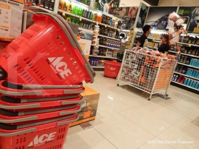 ACES ACE Hardware Indonesia gelar promo produk lighting dan elektronik