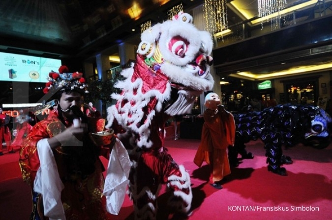 It's Chinese New Year for all in Semarang