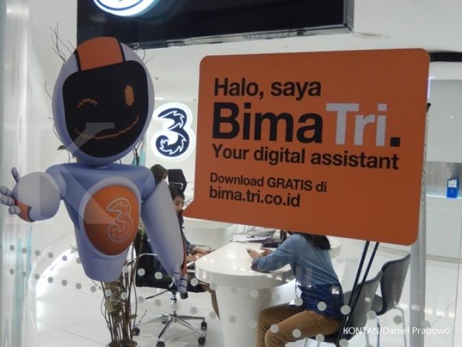 Tri Indonesia bersiap luncurkan sistem pembayaran