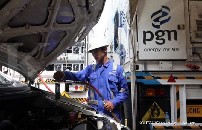 PGN tambah satu SPBG di Jakarta