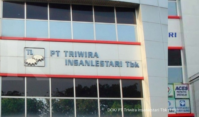 TRIL Pendapatan Triwira Insanlestari melonjak 30 kali
