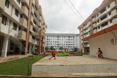 Govt to spend Rp 5.7t on low-cost apartments