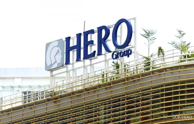 Hero Supermarket masih bisa teriak hore