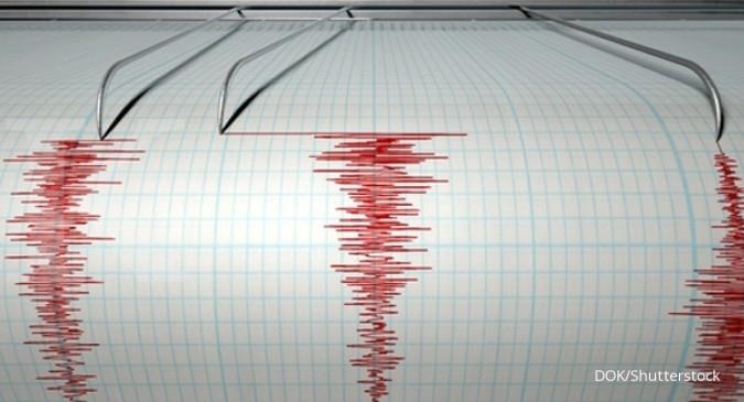 Aceh diguncang gempa 4,9 SR Selasa dini hari