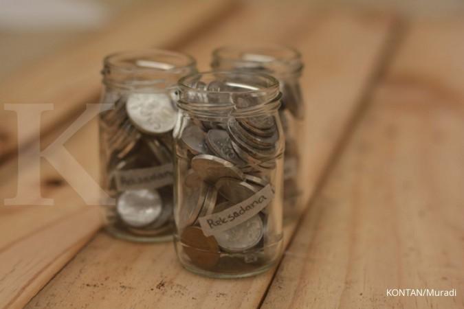 Kelolaan reksadana pasar uang susut
