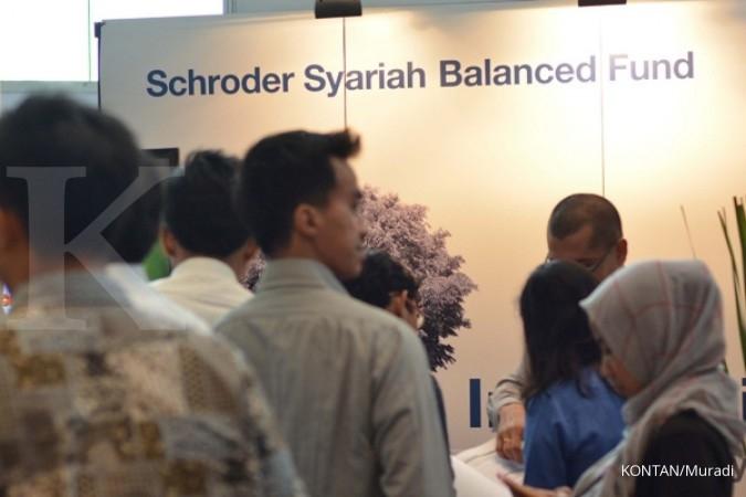 Dana kelolaan Schroder mencapai Rp 82,43 triliun