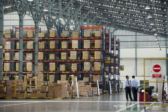 Cikarang Dry Port bantu bisnis tekstil