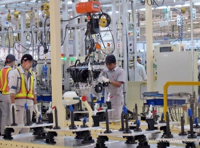 2017, realisasi investasi industri US$ 21,6 miliar