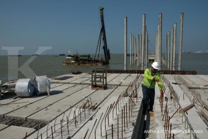 Enam pelabuhan di Sumatera sudah diperbarui