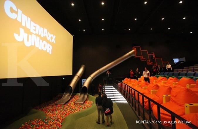 Pebisnis properti lebih leluasa kembangkan bioskop