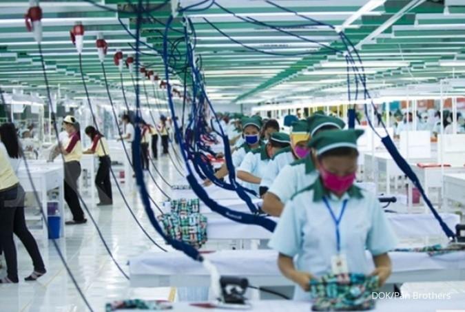 SRIL RICY Simak proyeksi analis bagi prospek emiten tekstil dan garmen di tahun ini
