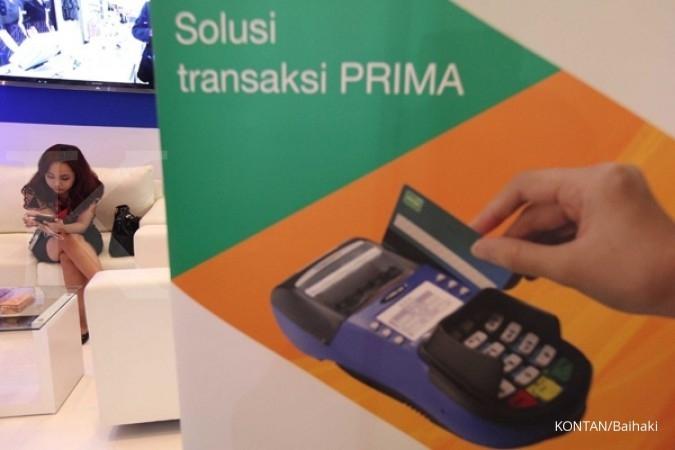 Mitra ATM Prima bisa transaksi di Bank Mandiri
