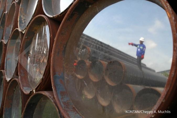KHI Pipe mencari kesempatan di infrastruktur