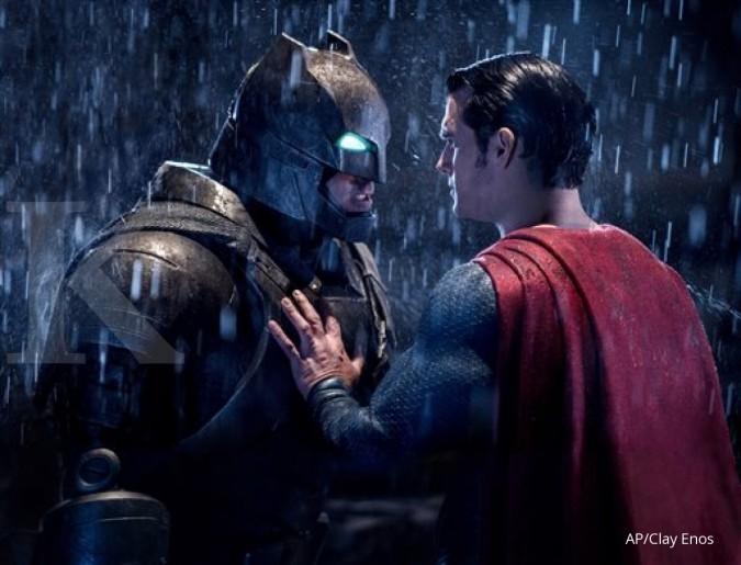Batman v Superman terlaris ke-7 sepanjang masa
