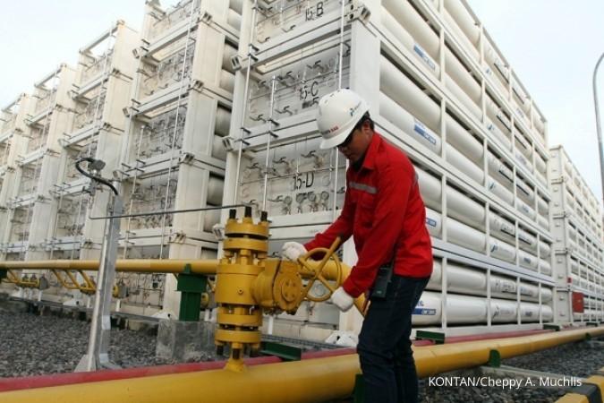 PGN pasok gas alam ke pabrik Sari Roti