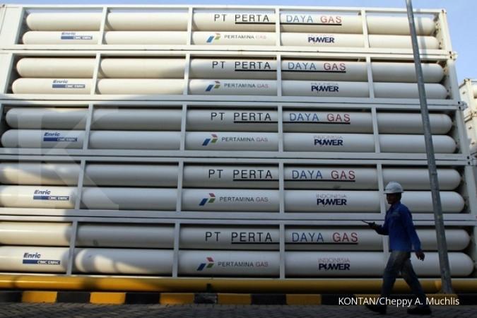Harga forex gas alam