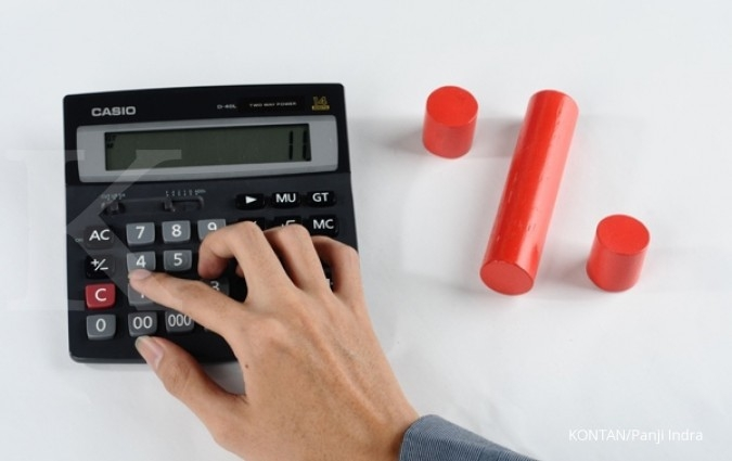 Bankir ramal bunga kredit bisa naik 75 bps