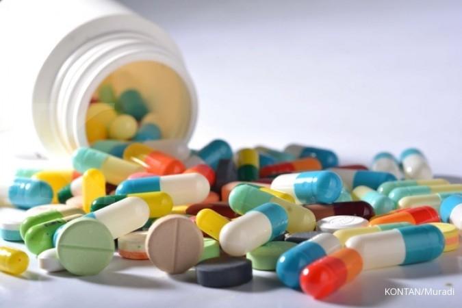 Obat generik jadi andalan industri farmasi