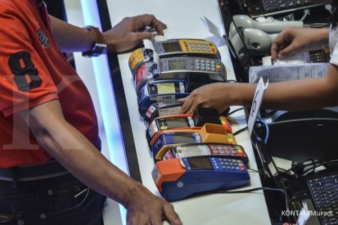 Tarif diskon merchant kartu debit maksimal 1%