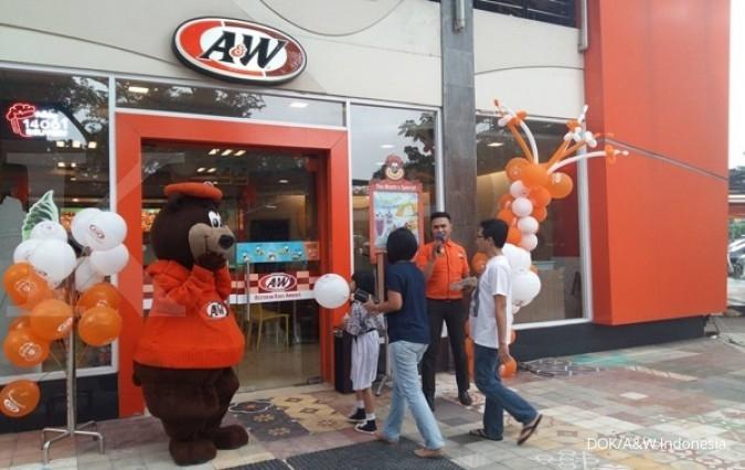 A&W Restaurant luncurkan menu baru