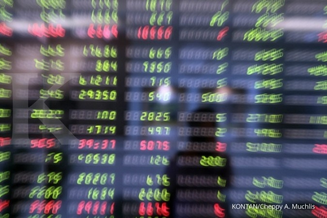 Simak, rekomendasi teknikal saham VIVA, TINS, BBCA untuk besok