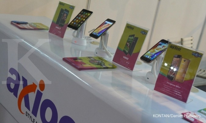 Tablet anyar Axioo dengan harga terjangkau