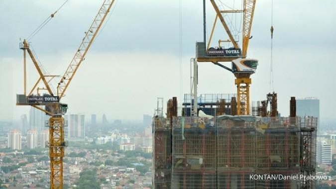 Sampai Mei, Total Bangun Persada (TOTL) kantongi kontrak baru Rp 772 miliar