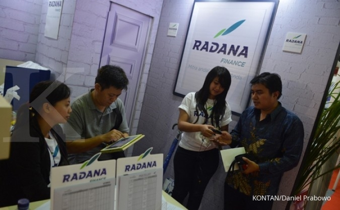 Radana Finance terbitkan MTN Rp 185 miliar