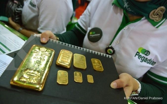 Pegadaian Harapkan Harga Emas Stabil