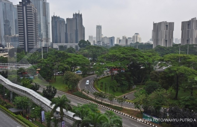 Jakarta bangun 9 jembatan layang tahun ini