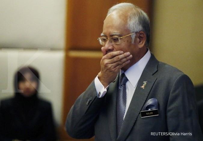Bertandang ke Malaysia, MPR temui Najib Razak