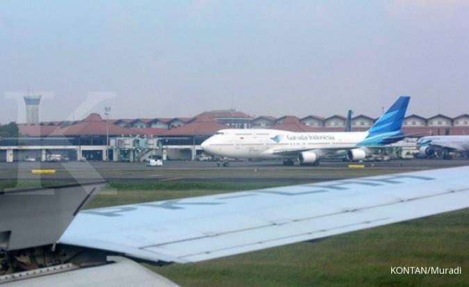 GIAA dapat berkah dari sanksi Lion Air & Air Asia